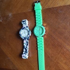 2 Womens Watches